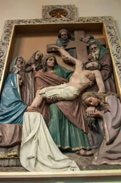 Station of the Cross, Saint Joseph Chapel