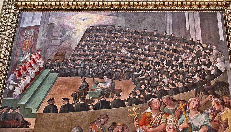 Back in the day: the Council of Trent