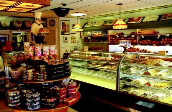 A look inside Canfora Bakery