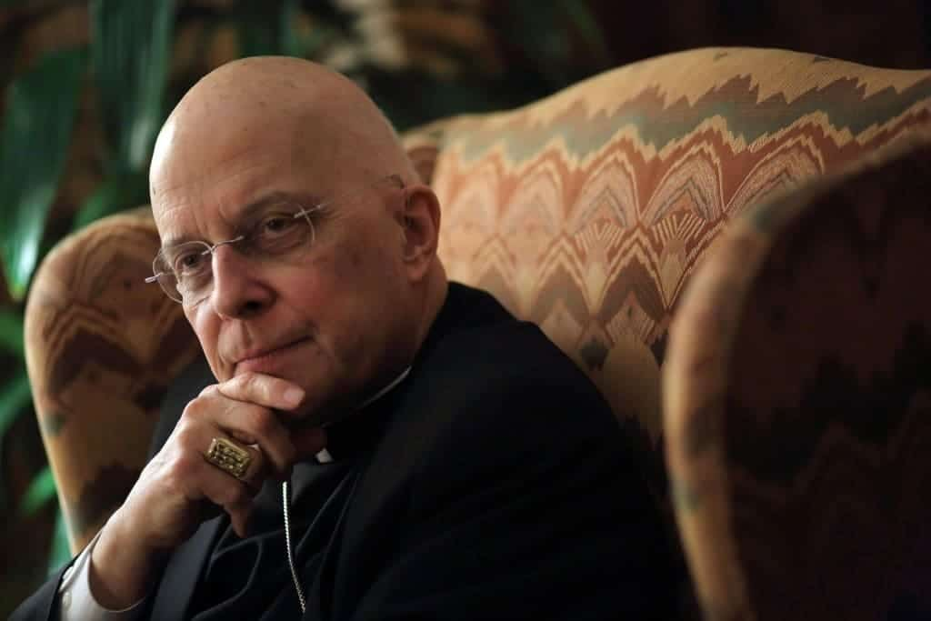 Archbishop Francis Cardinal George. (Chicago Tribune photo)
