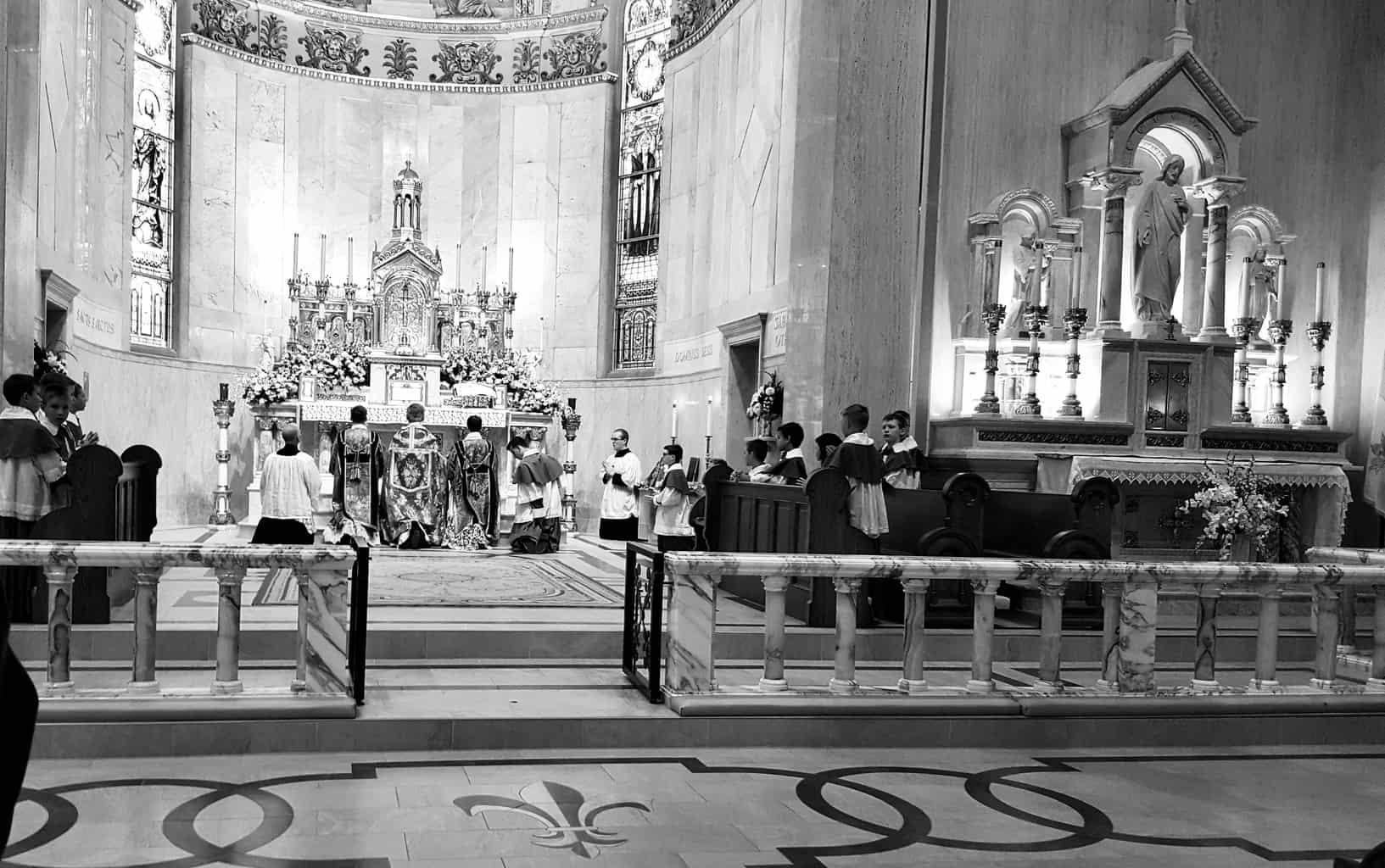 Status Quo or Something Different? - Cream City Catholic